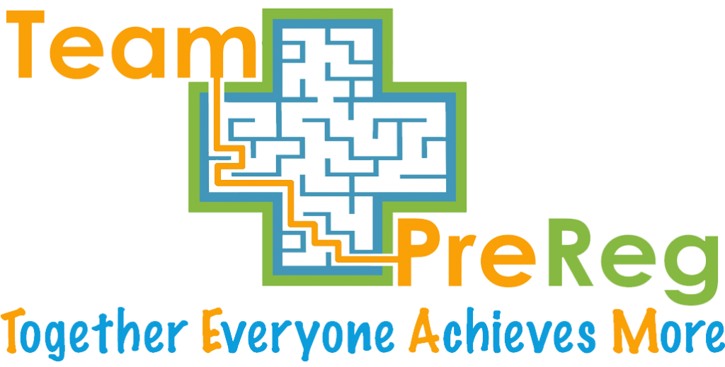 Team Pre Reg - Pre Registration Training