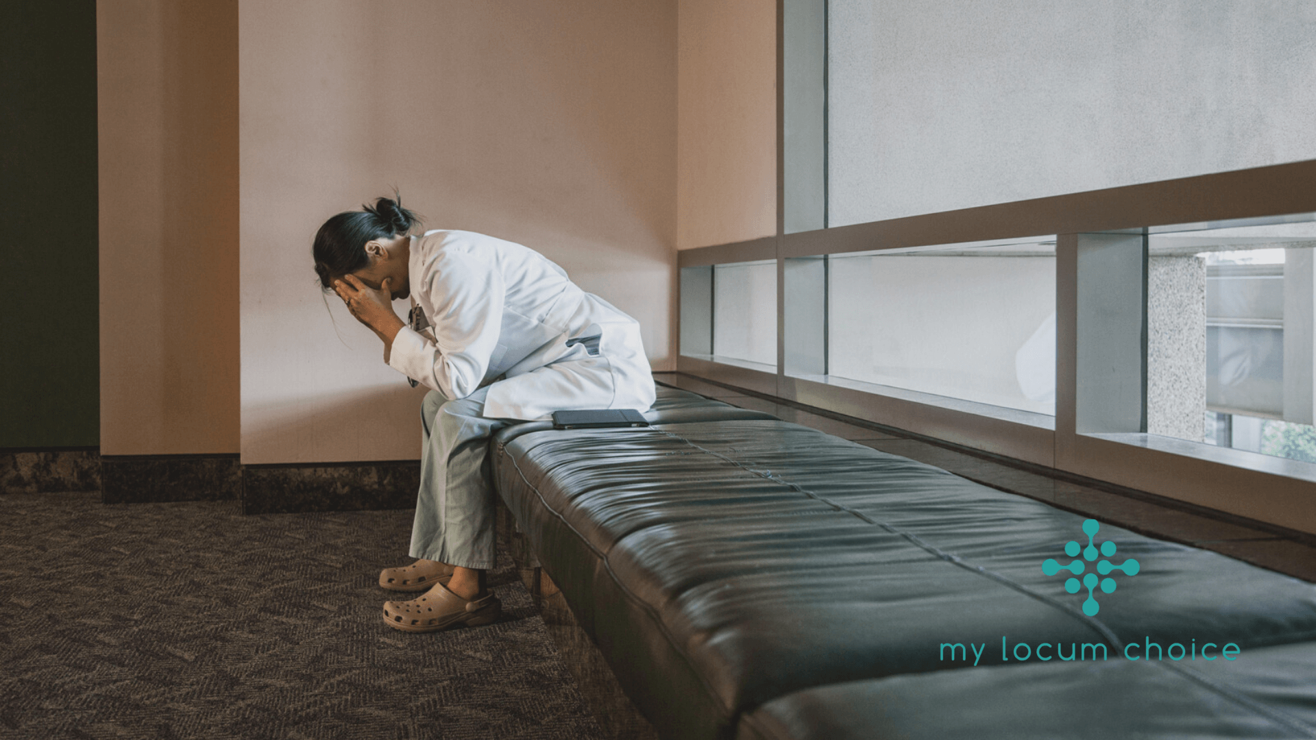 A pharmacist in distress during coronavirus pandemic Coping with stress for pharmacy workers