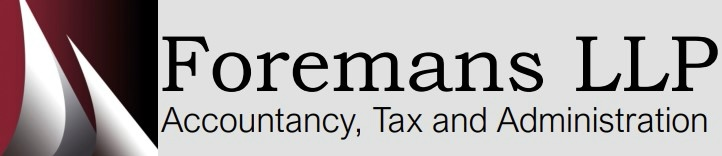 Foremans accountancy, tax and administration logo